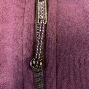 Lululemon Purple Sweatshirt